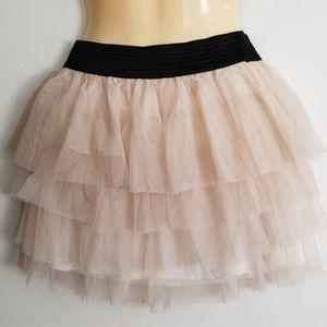 Rachel & Chloe Frilled Layered Ruffled Skirt Tutu